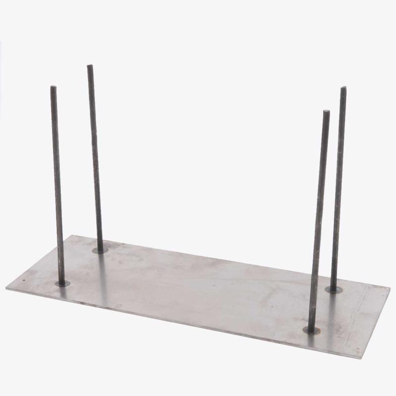 4 pin base 20 cm