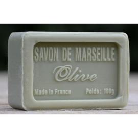 SAVON DE MARSEILLE OLIVE.
