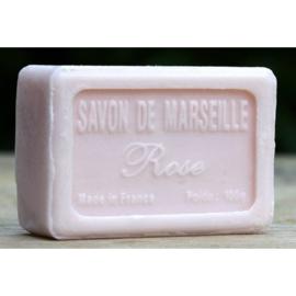 SAVON DE MARSEILLE ROSE.
