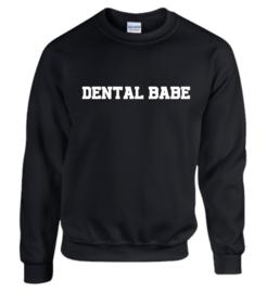 Dental babe sweater