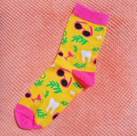 Summer dental socks 2.0