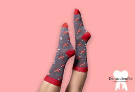 'Brace yourself' ortho sokken