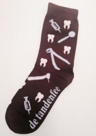 'Dental madness' sokken ONESIZE FITS ALL