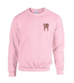 Dental sweater pink - Kies je favoriete tand!