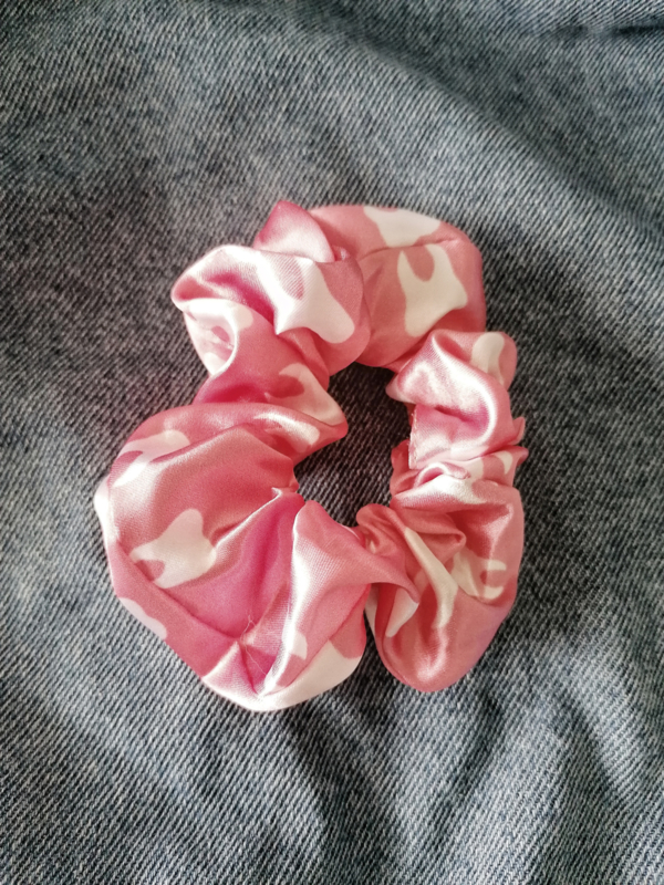LIMITED EDITION Scrunchie roze