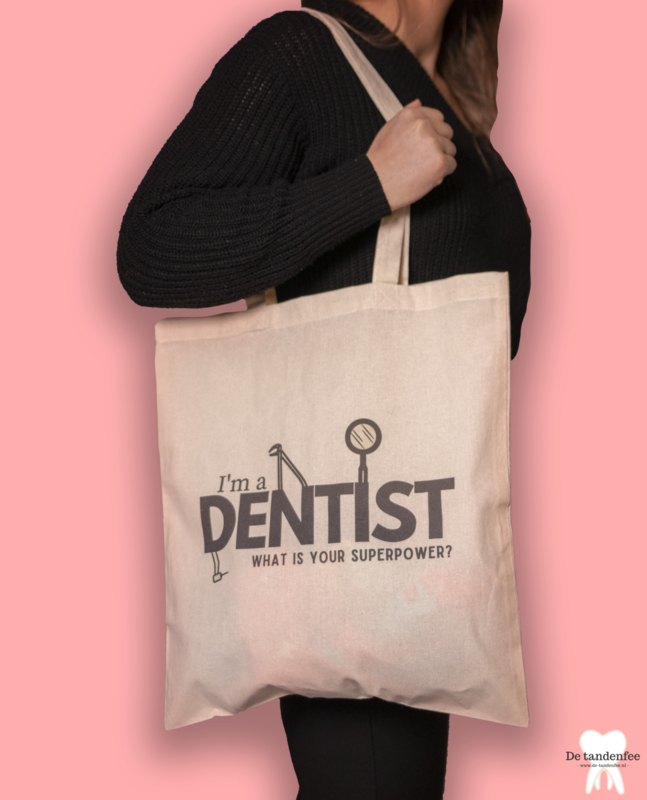 I'm a dentist, what is your superpower?