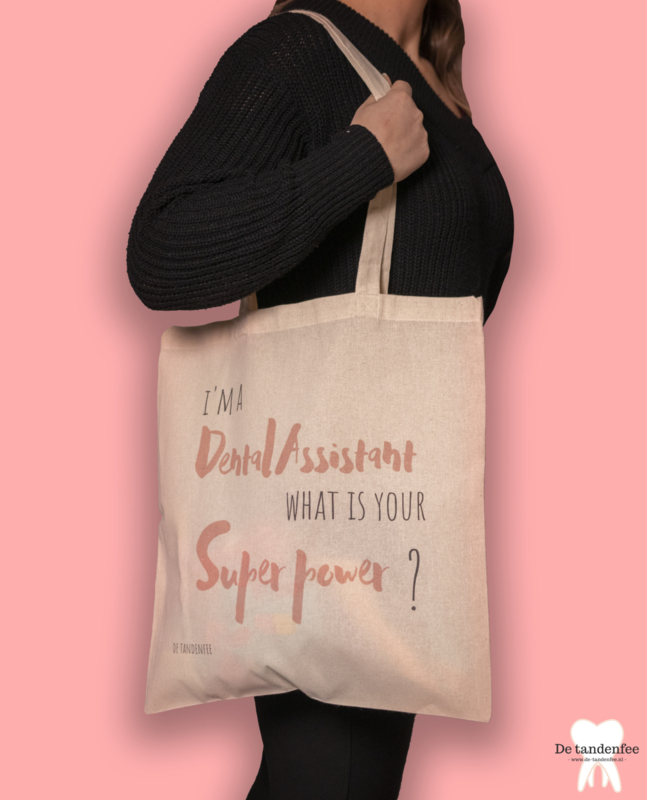 Dental assistant superpower bag