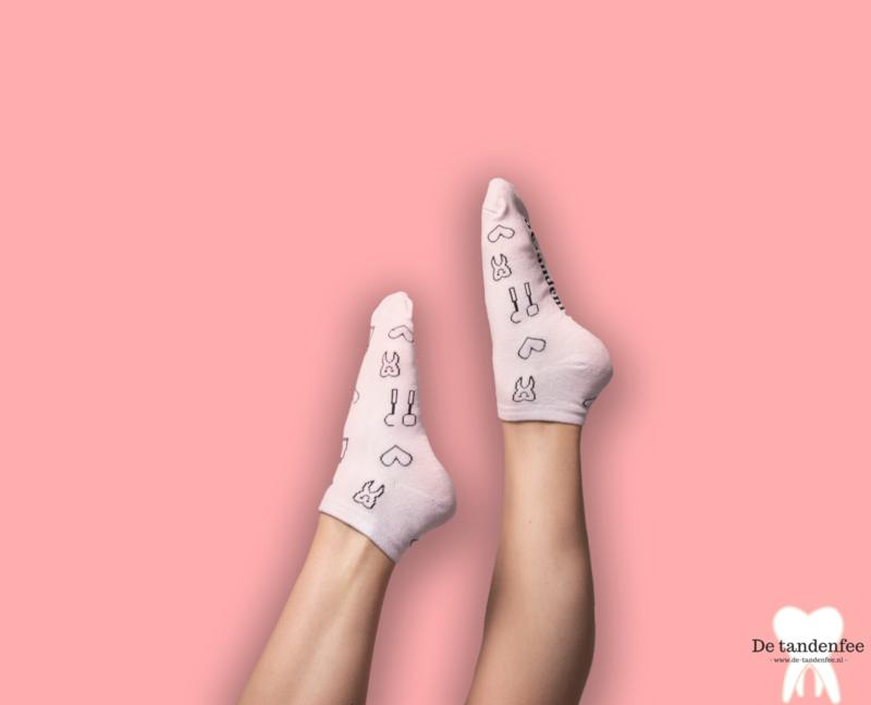 Dental socks enkelsokken