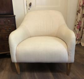 fauteuil gladde rug