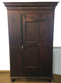 1 deurskast