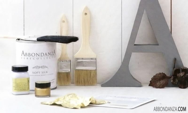 AbbondanzA Lak Soft Silk