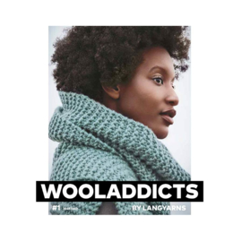 Wooladdicts magazine#1 patronenboek