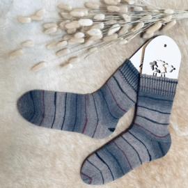 Workshop sokken breien - reeks 1