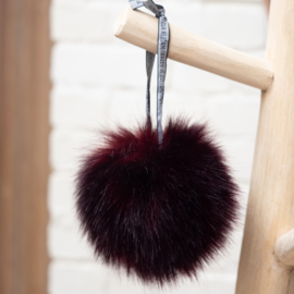 Pompons - faux fur