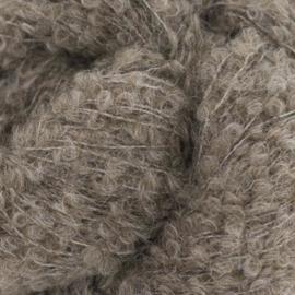 Alpaca bouclé superfine bruin 91