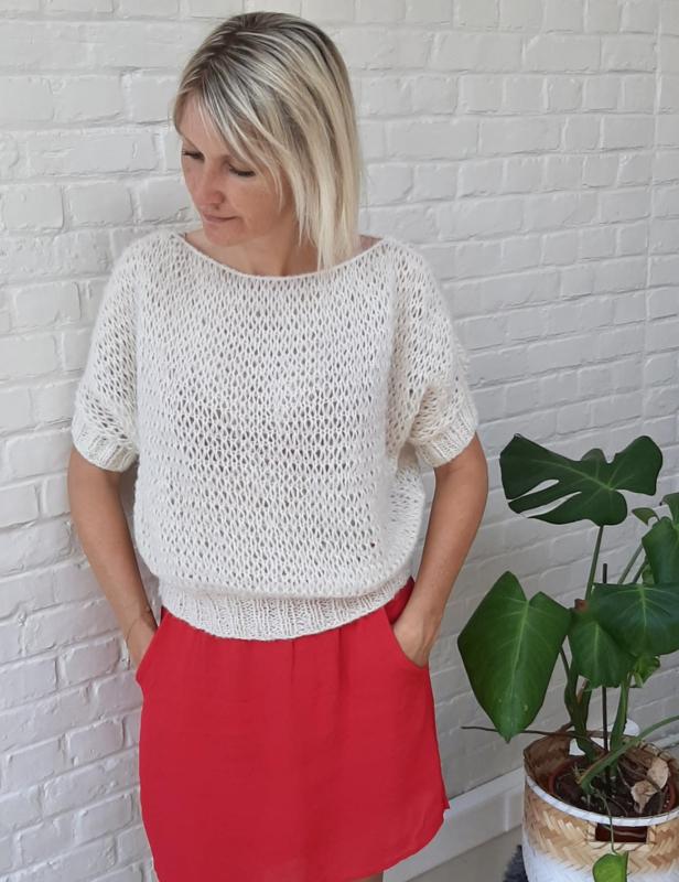 MOON sweater - breipakket