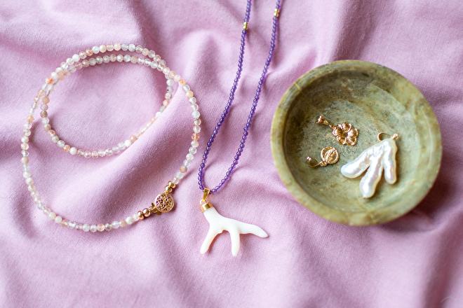 Nieuwe collectie Moongirls Jewelry