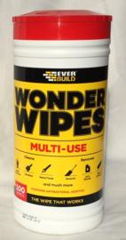 Wonder Wipes schoonmaakdoekjes 100st.