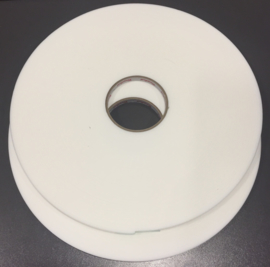Beglazingsband PE - celband clean rol 25mtr.