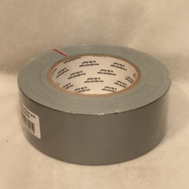 Duct Tape Prof Grijs  50mm x 50meter