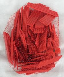 Beglazingsblokjes 24x3x100mm (100 stuks)