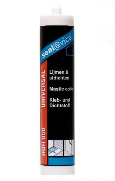 Sealadvice HQH050  Lijmkit wit