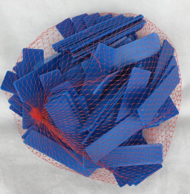 Beglazingsblokjes 24x2x100mm (100 stuks)