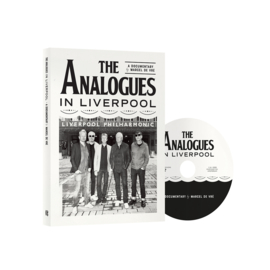 DVD | The Analogues Live in Liverpool Documentaire