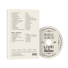 DVD | THE WHITE ALBUM LIVE CONCERT