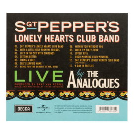 CD | Sgt. Pepper's Lonely Hearts Club Band Live