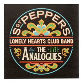 LP | Sgt. Pepper's Lonely Hearts Club Band Live (VINYL)