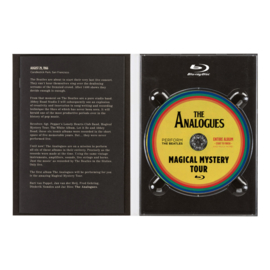 BLU RAY | MAGICAL MYSTERY TOUR LIVE CONCERT
