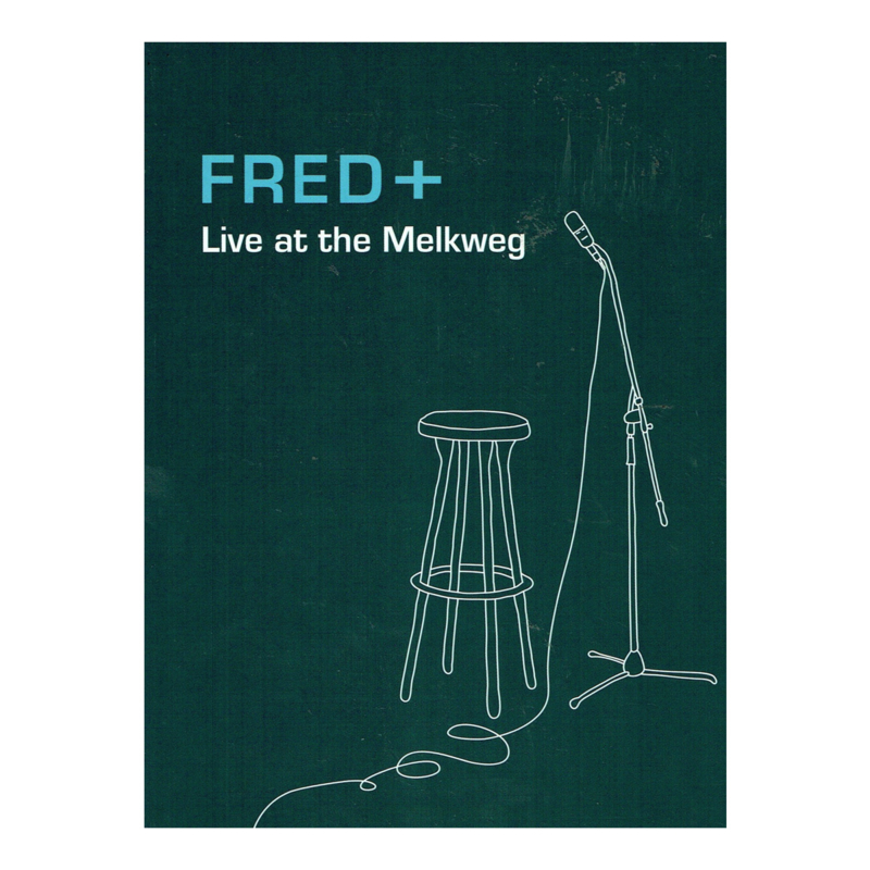 DVD | The First Analog Fred+ Live DVD+CD