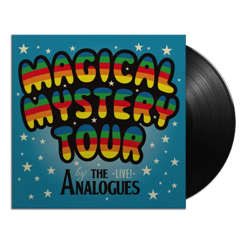 LP | Magical Mystery Tour Live