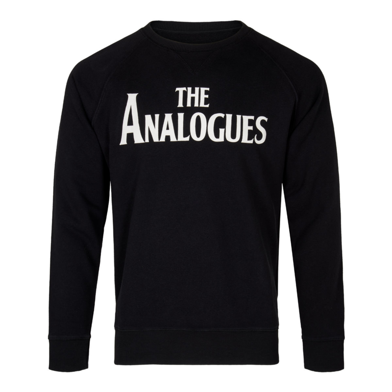 The Analogues logo sweater