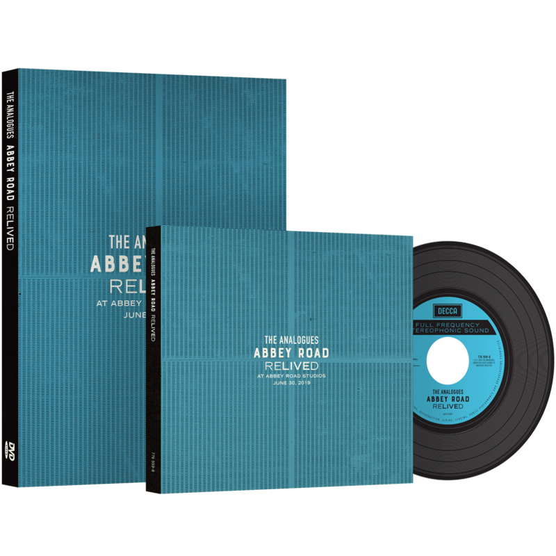 CD & DVD | Abbey Road Relived + FREE DVD