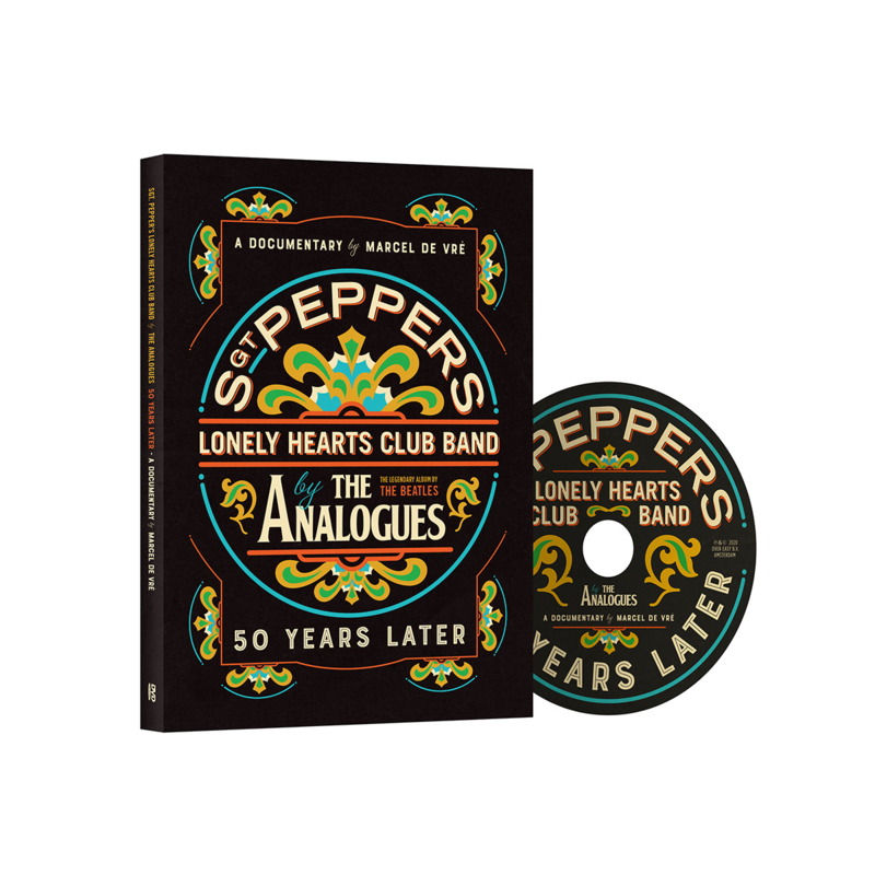 DVD | The Analogues Sgt. Pepper's 50 years later Documentary
