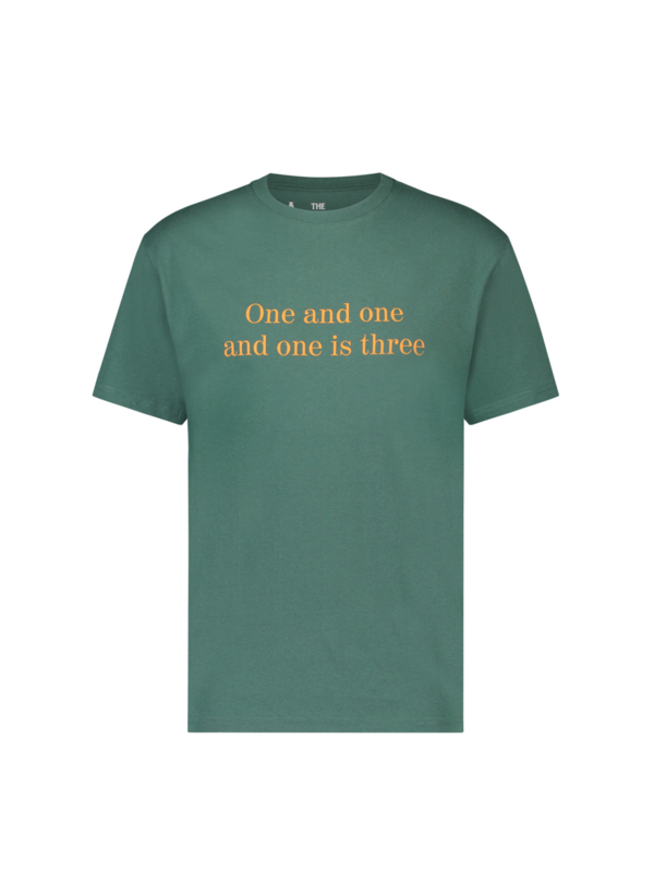 One And One T-shirt