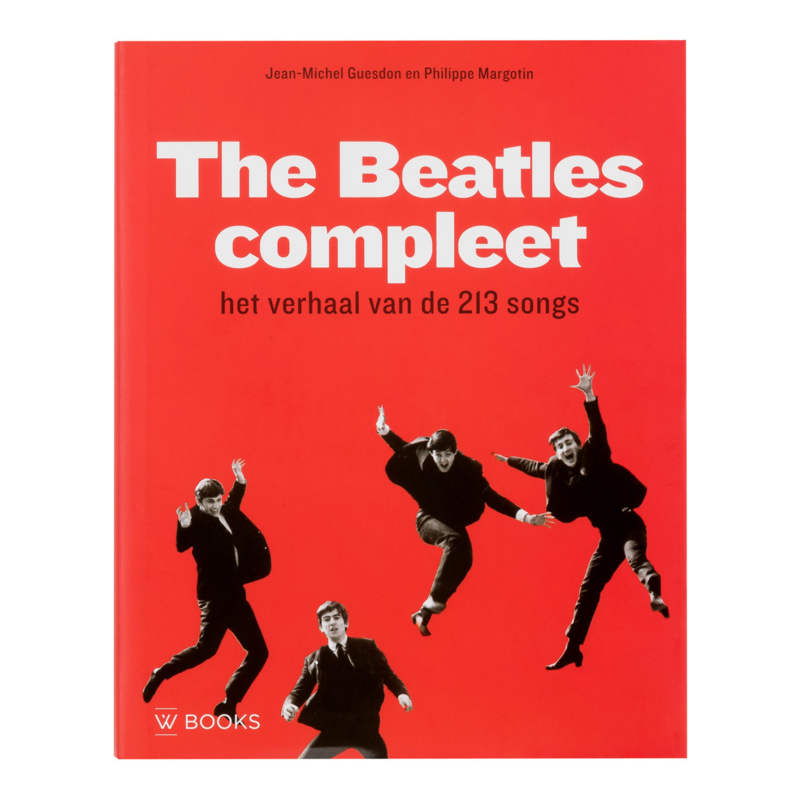 The Beatles compleet (Dutch)