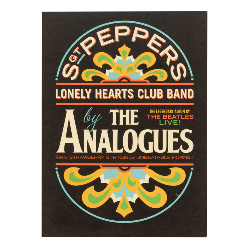 DVD | Sgt. Pepper's Lonely Hearts Club Band Live