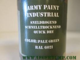 Spuitbus Pale green RAL 6021