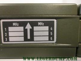 SEM 52-S/46 (nieuwstaat) 5820-12-193-3337