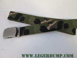 Tropenkoppel camouflage of groen (is om te draaien)