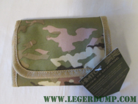 Portemonnee Camouflage HDTC