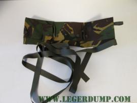 Camouflage tasje met drukknopen