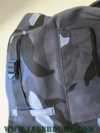 Broek bdu Camouflage blauw