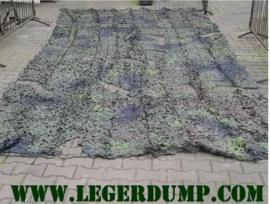 Camouflage net Nederlandse Landmacht