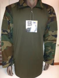 Tactical  shirt Woodland