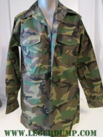 Camouflage overhemd