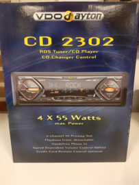 Cd 2302 autoradio